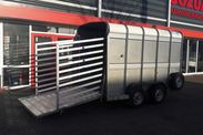 Ifor Williams veetrailer TA5 2009 (1)