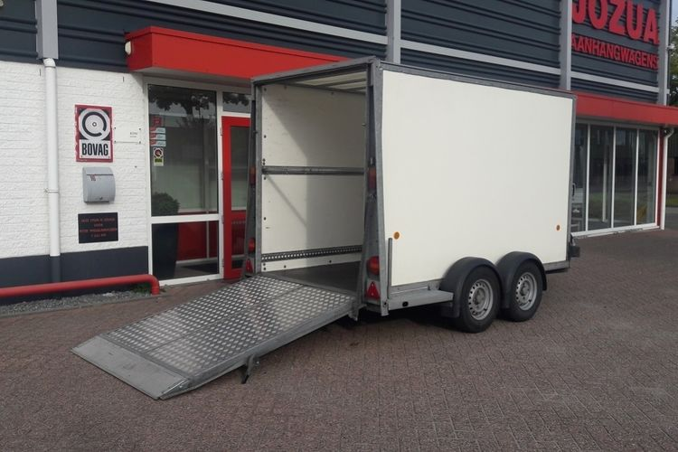 Ifor Williams BV105G6 2014 (1)