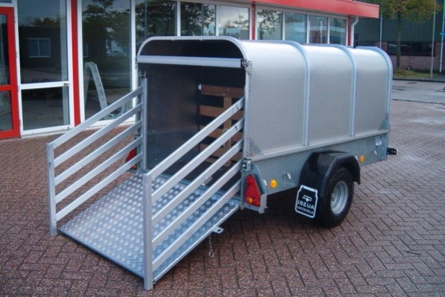 Kleinveetrailer Ifor Williams