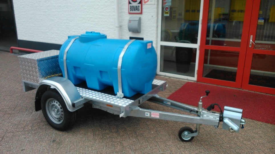 Enkelasser met watertank (5)